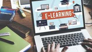 E-learning,Education,Internet,Technology,Network,Concept